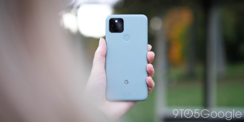 Pixel 5 Android Enterprise