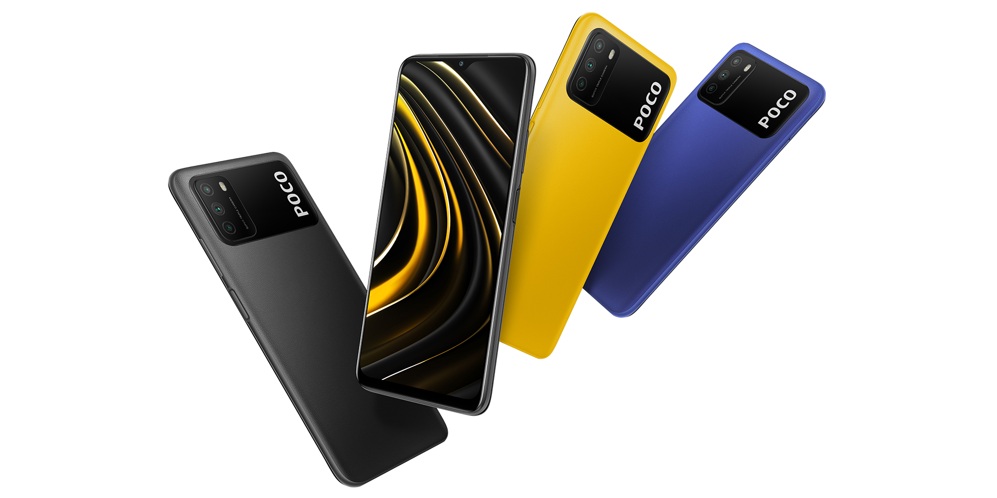 Poco M3 goes official w/ Snapdragon 662, 6,000mAh battery, $149 price - 9to5Google