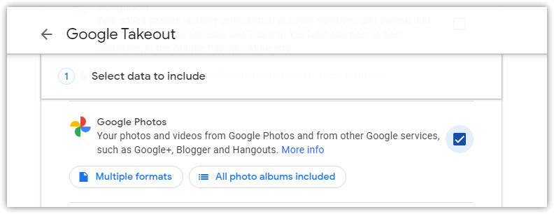 How to export your pictures and videos from Google Photos
