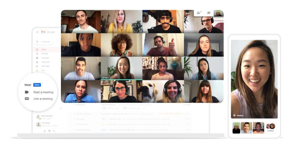 free Google Meet Gmail