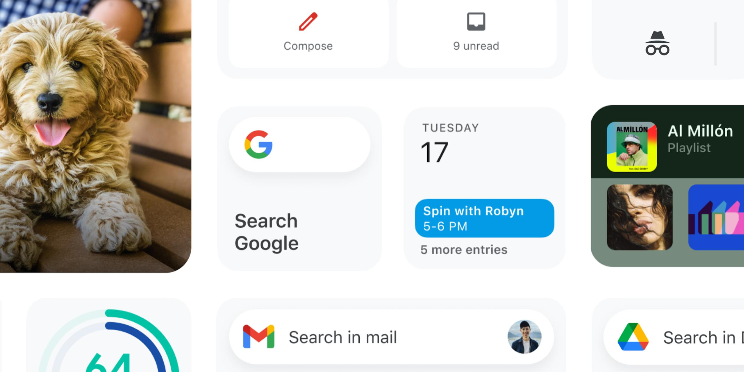 Google rolls out Drive and Fit iOS home screen widgets with Calendar, Chrome coming soon - 9to5Google