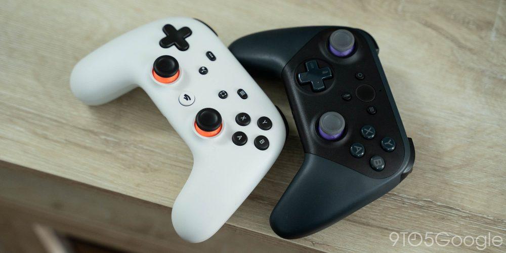 Stadia Controller and Luna Controller