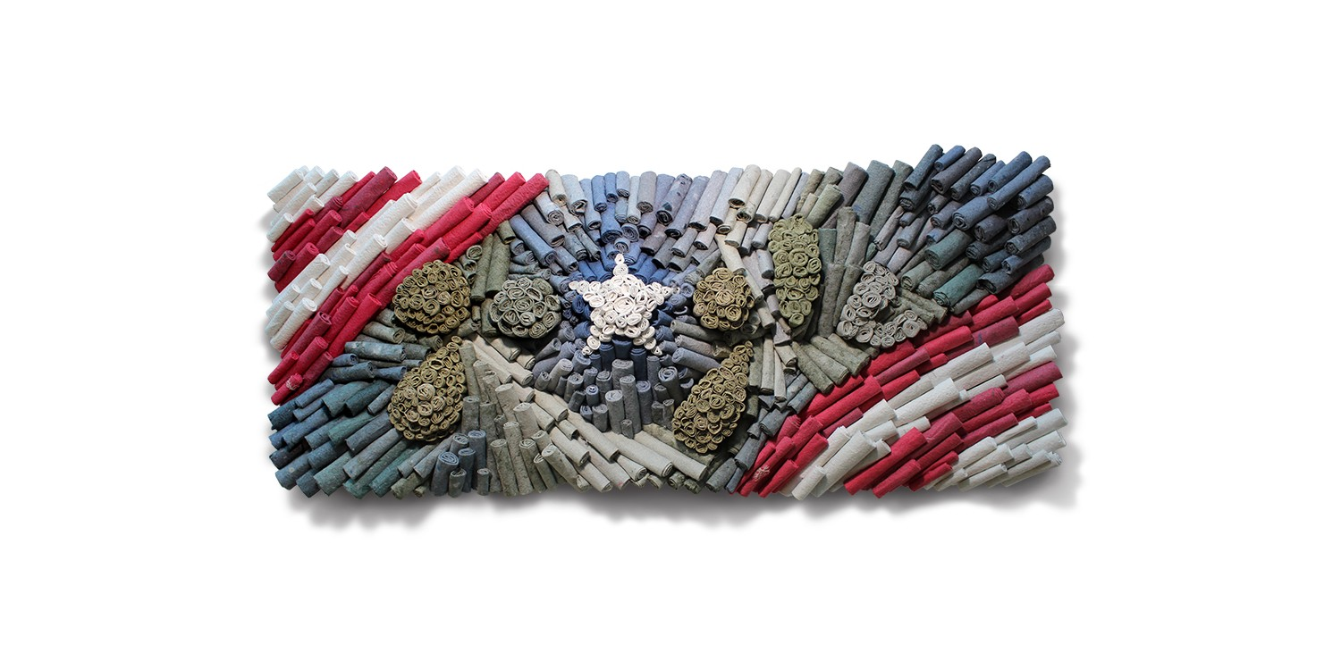 Veterans Day Google Doodle is made from military uniforms ...