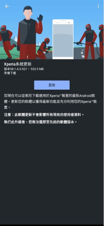 Xperia 1 II android 11