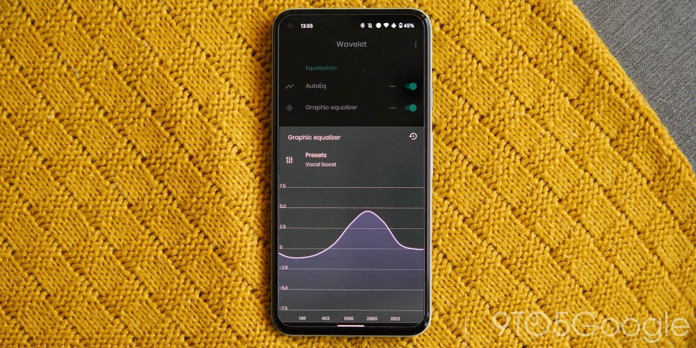 wavelet essential android apps