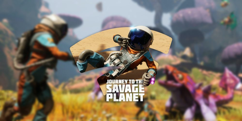 Journey to the Savage Planet for Google Stadia january 2021