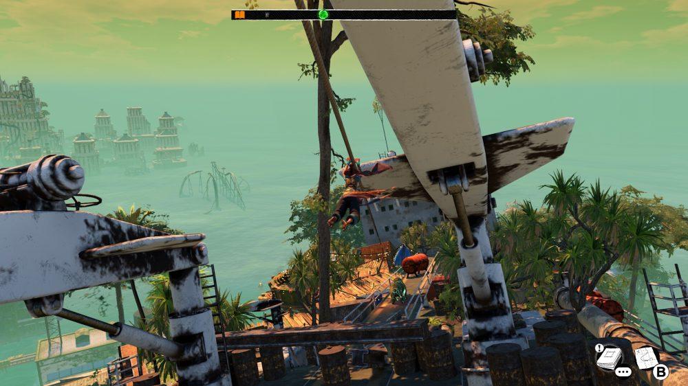 Submerged: Hidden Depths gameplay