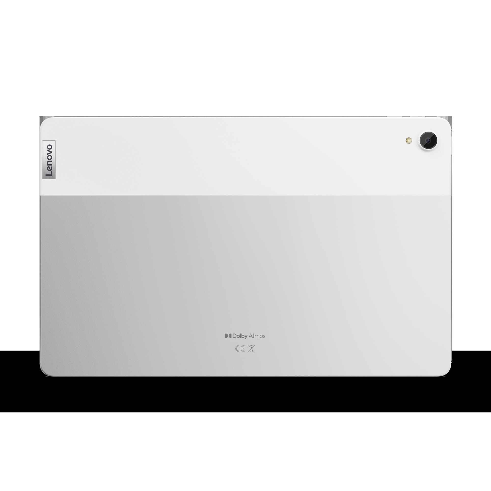 Lenovo Tab P11 rear in Platinum Grey