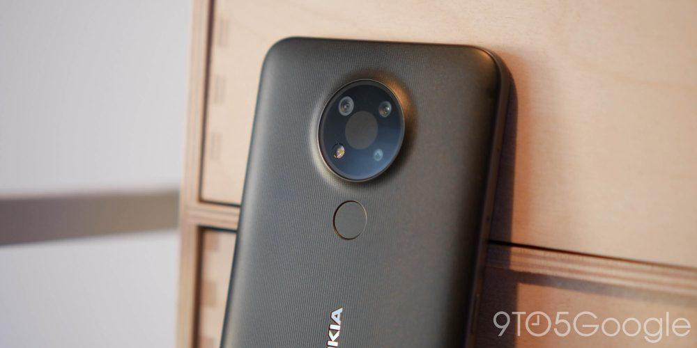 nokia 3.4 camera