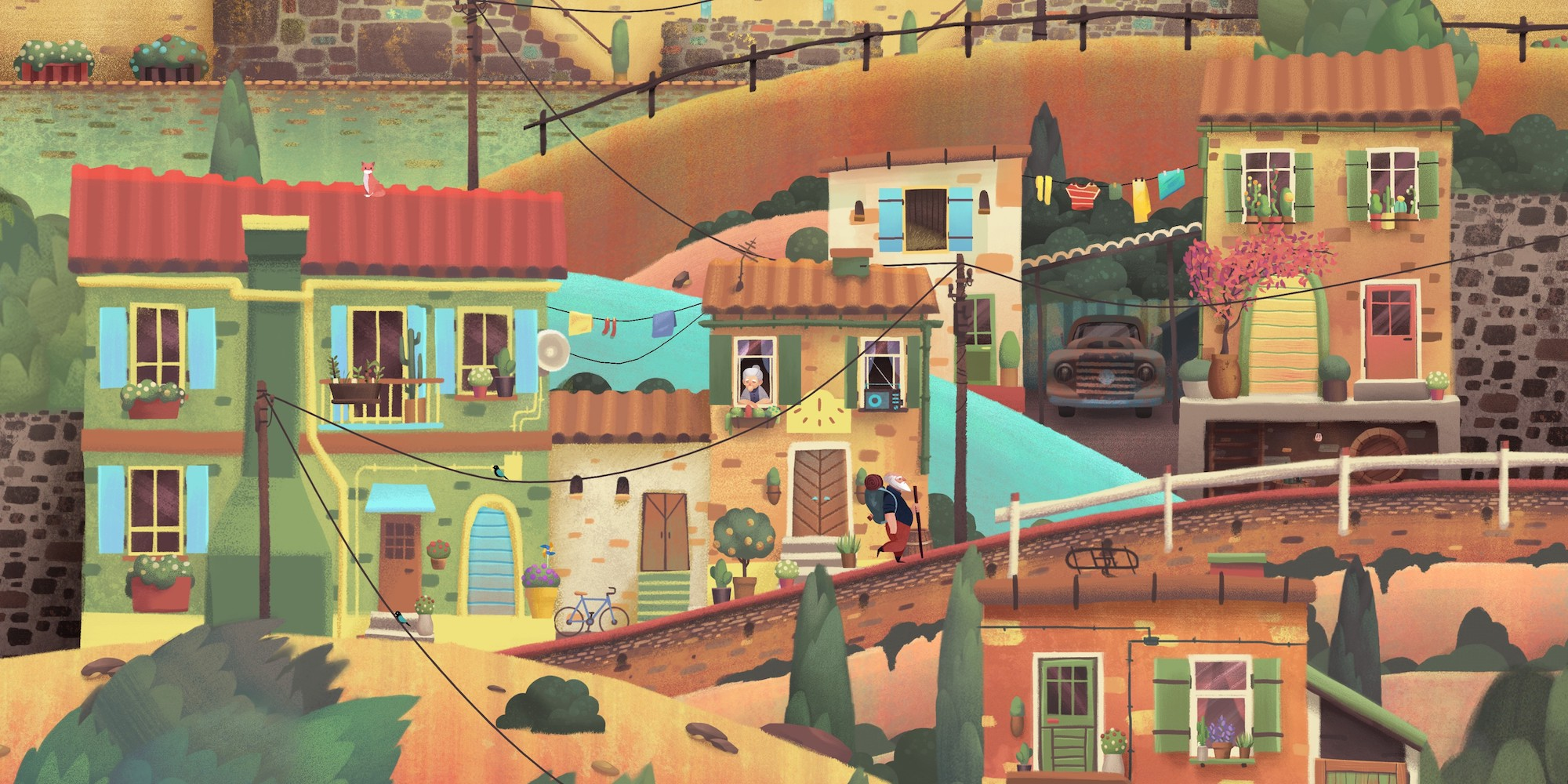 Best Android app deals of the day: Old Man's Journey, Twinfold, and more