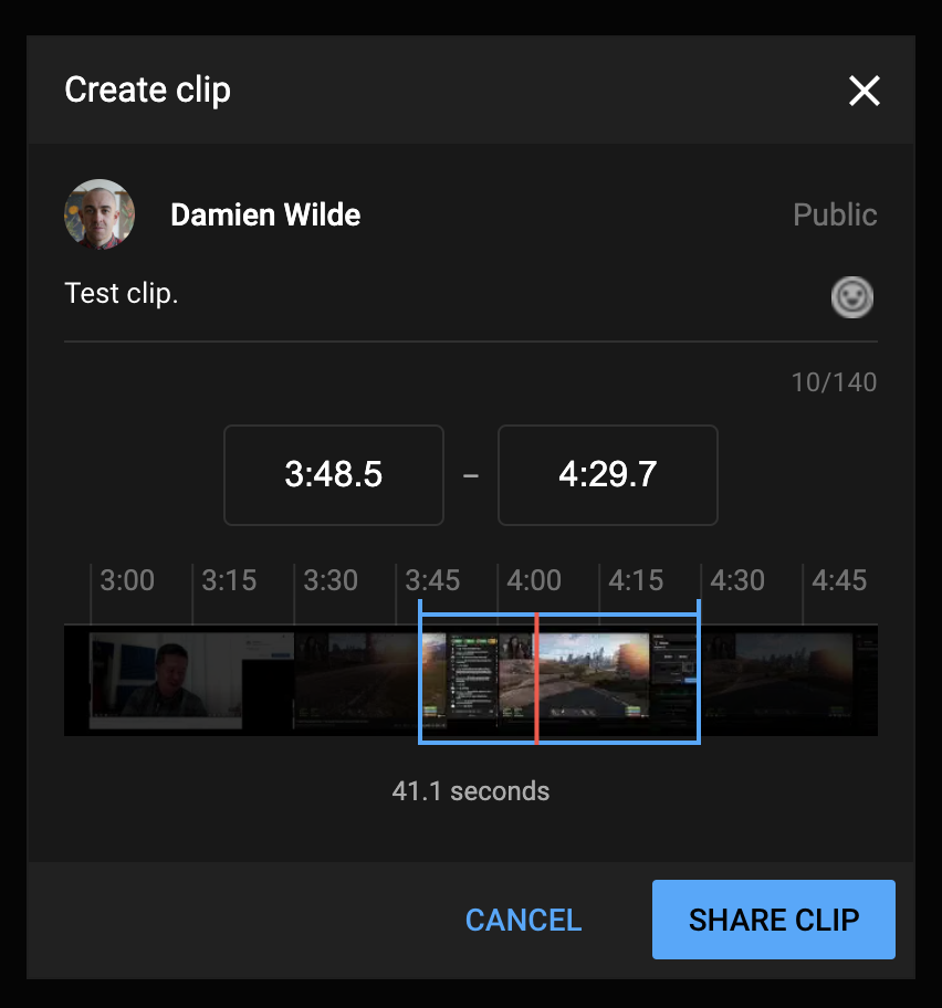 YouTube begins testing a Twitch-like 'Clips' feature - 9to5Google