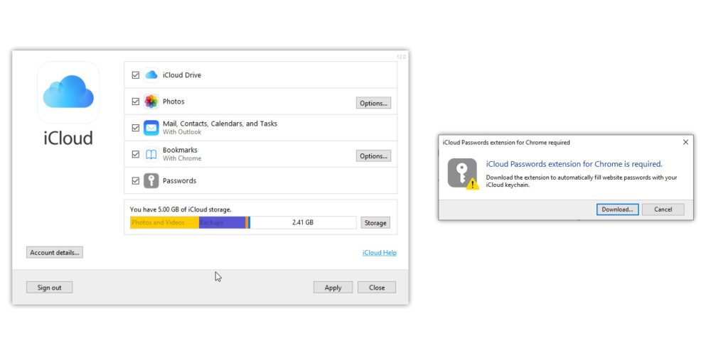 iCloud Passwords Chrome extension for Windows coming - 9to5Google