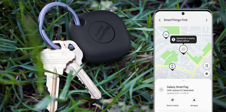 Samsung Galaxy SmartTag works like a Tile Tracker - 9to5Google