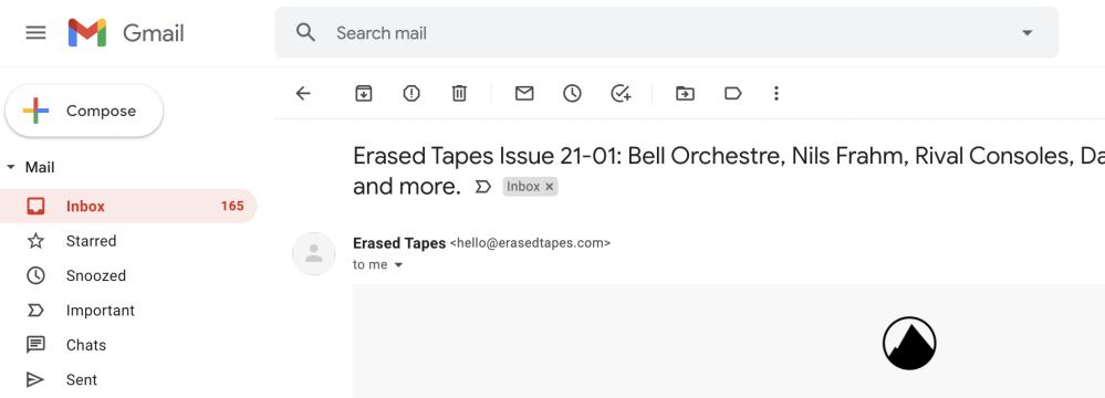 gmail new icons desktop