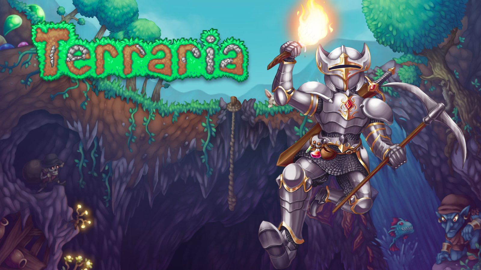 Terraria Stadia port canceled following developer trouble - 9to5Google