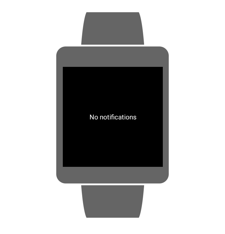 Wear OS no notifications