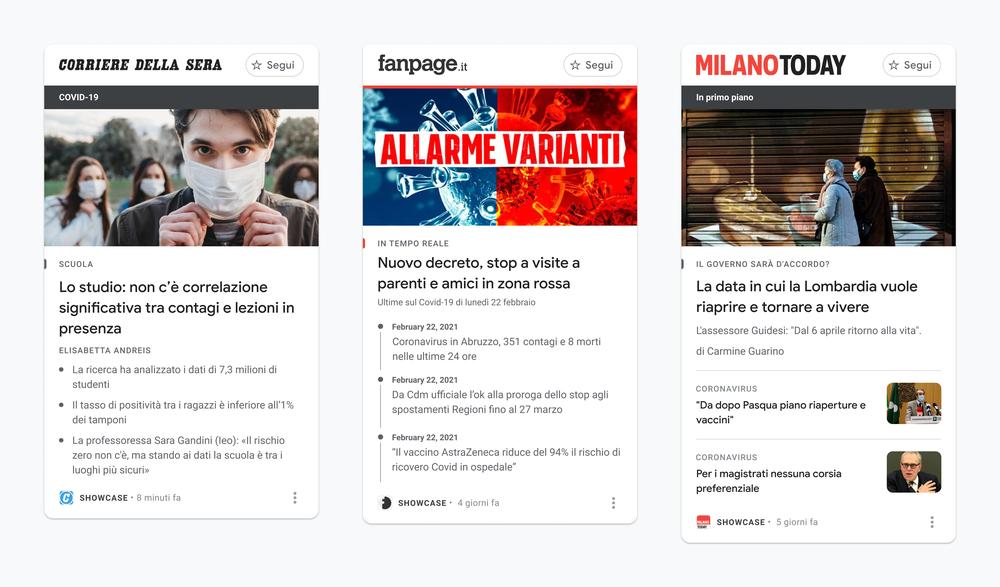 google news showcase italy 2