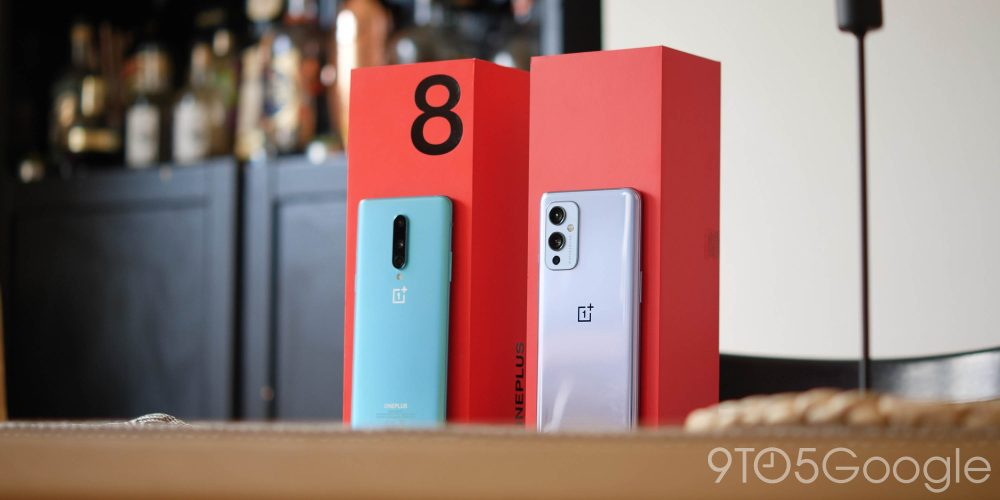 oneplus 8 or oneplus 9