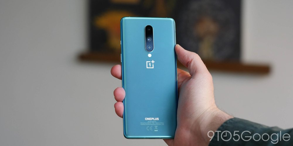 OnePlus 8 - Android 11