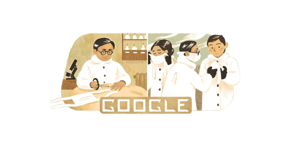Google honors Dr. Wu Lien-teh, surgical mask inventor - 9to5Google