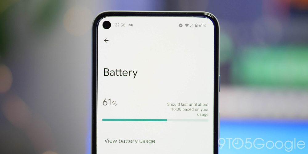 Android 12 Developer Preview 3 - Battery status (2)