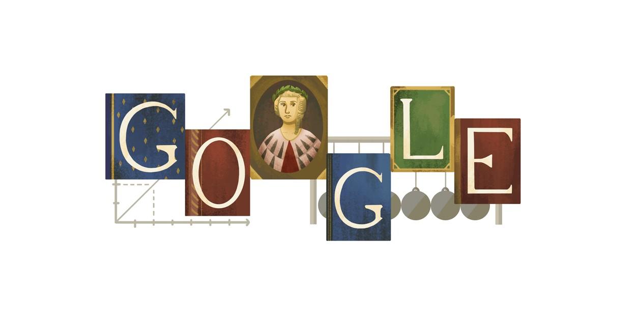 Google Doodle honors Italian physicist Laura Bassi