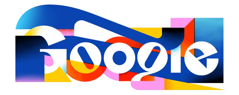 Google Doodle celebrating the letter Ñ