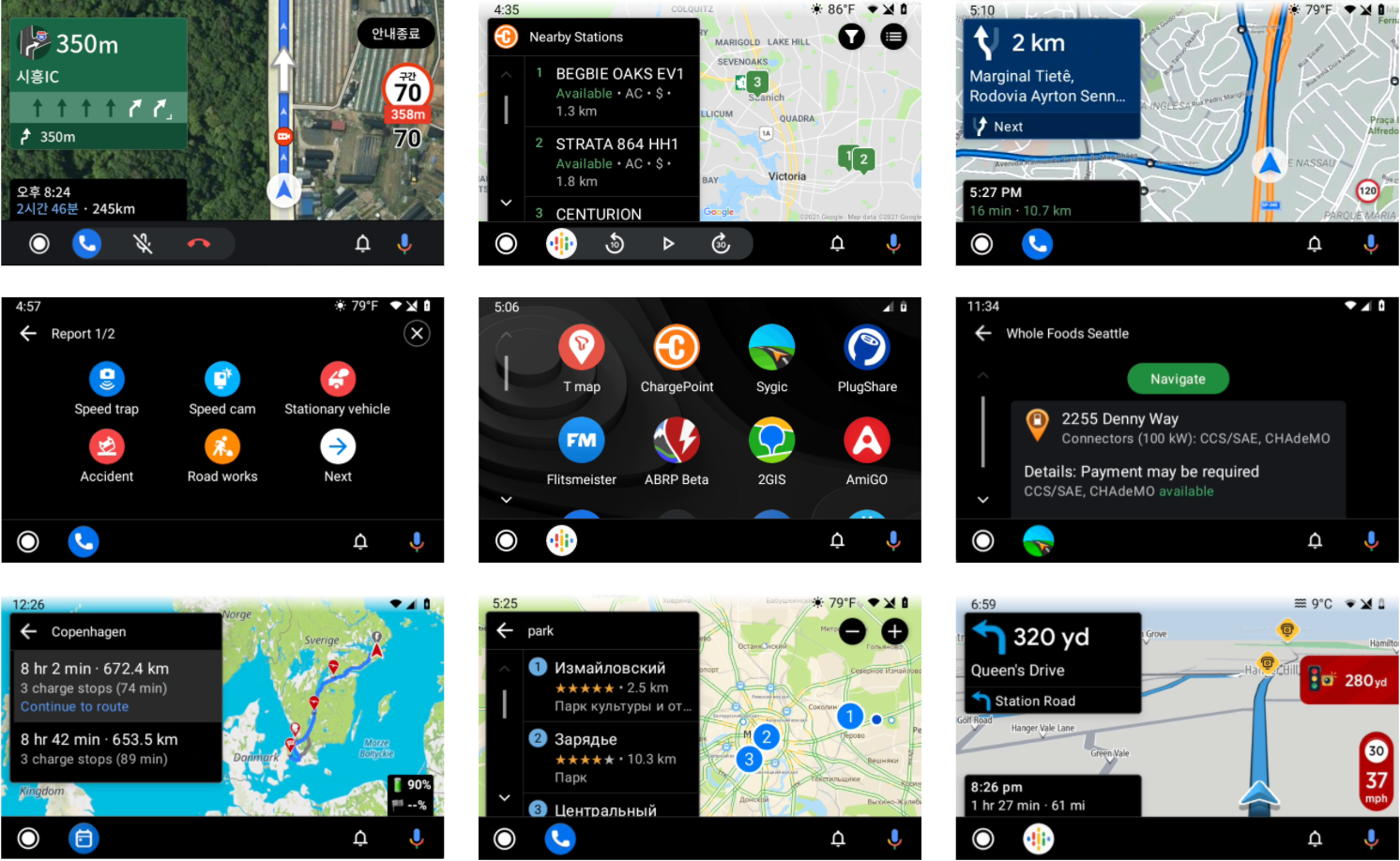 new android auto apps 1