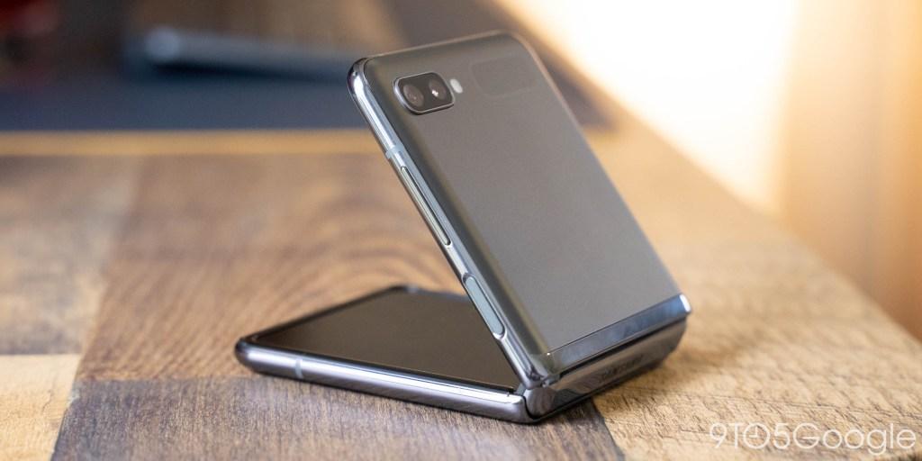Samsung Galaxy Z Flip Update June 2021