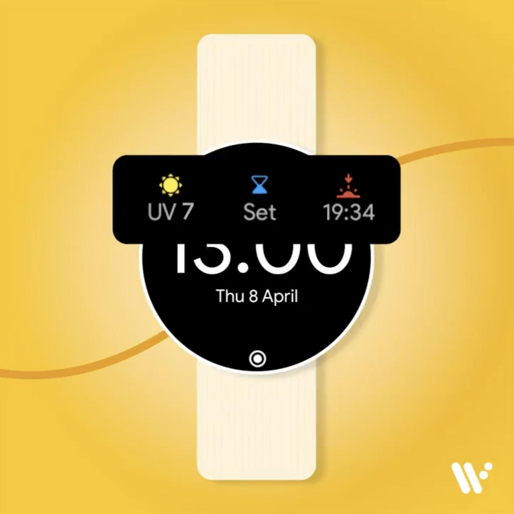 Wear OS UV Index