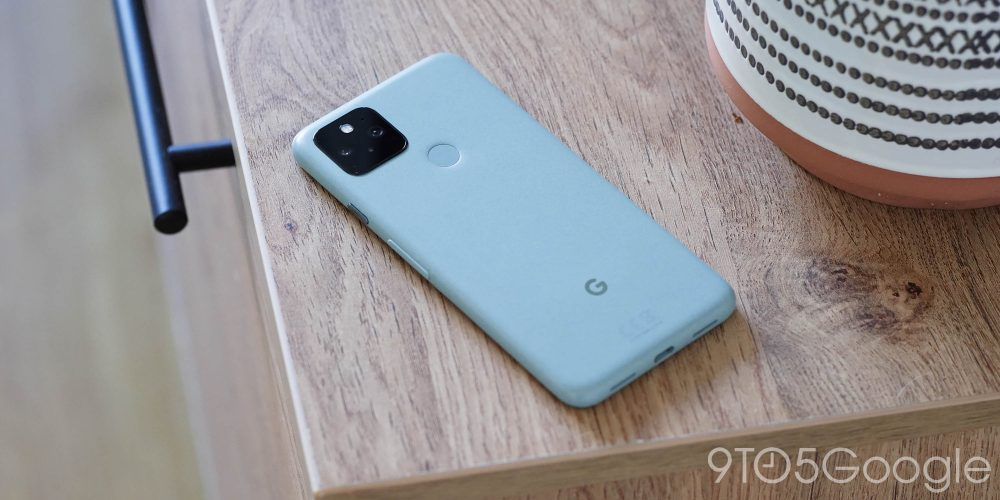 Pixel 5 vs. pixel 5a with 5g
