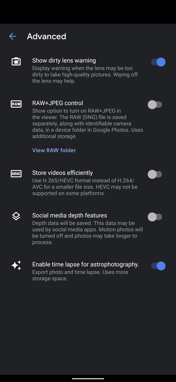 Astrofotografi Selang Waktu Kamera Google
