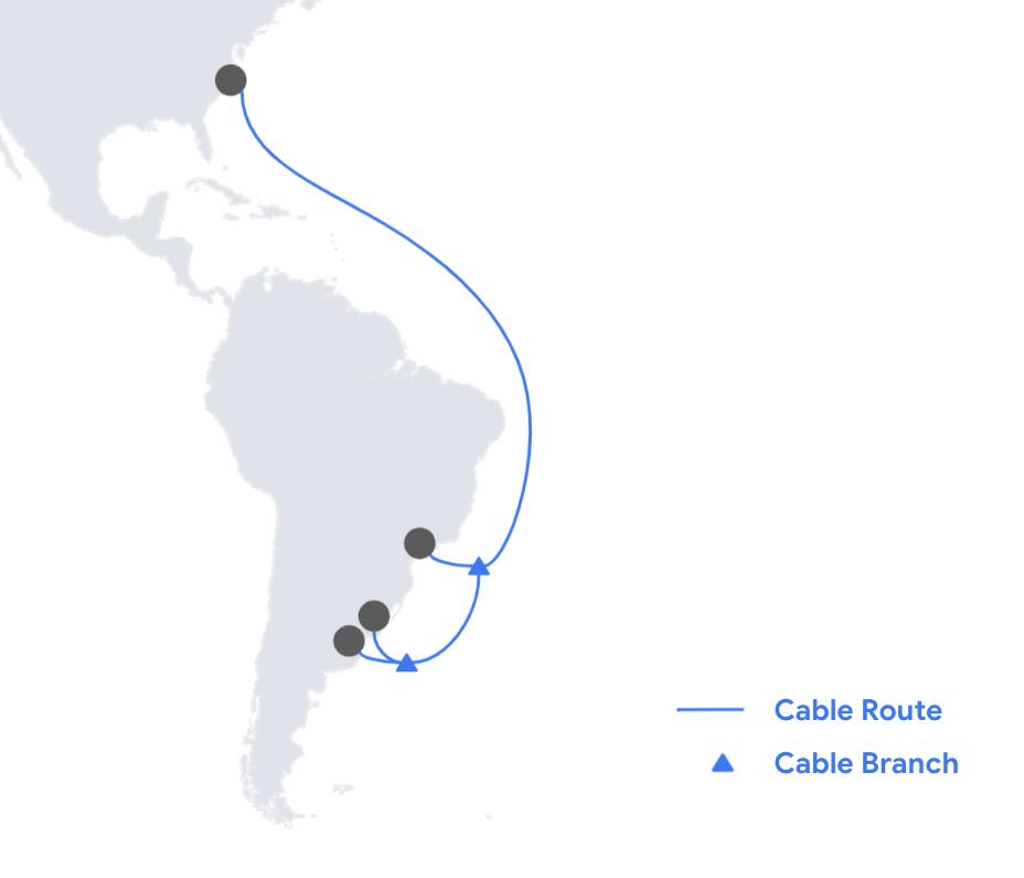 Google Firmina cable