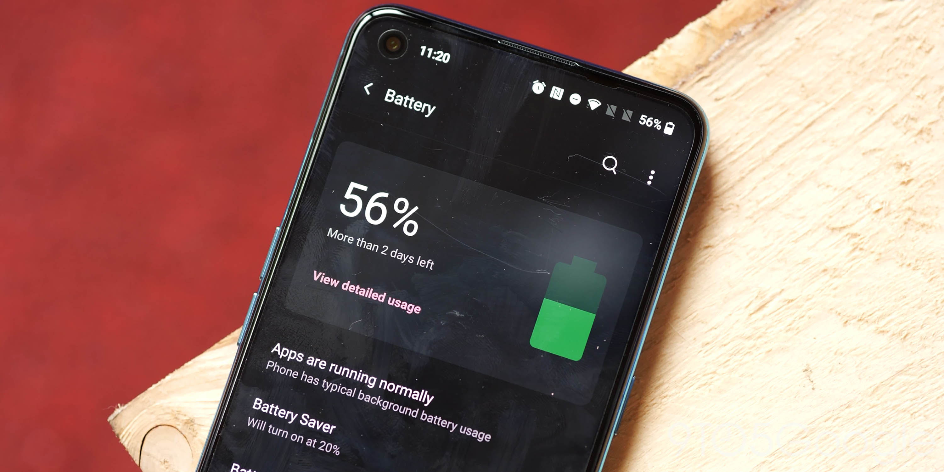 oneplus nord ce 5g - battery life