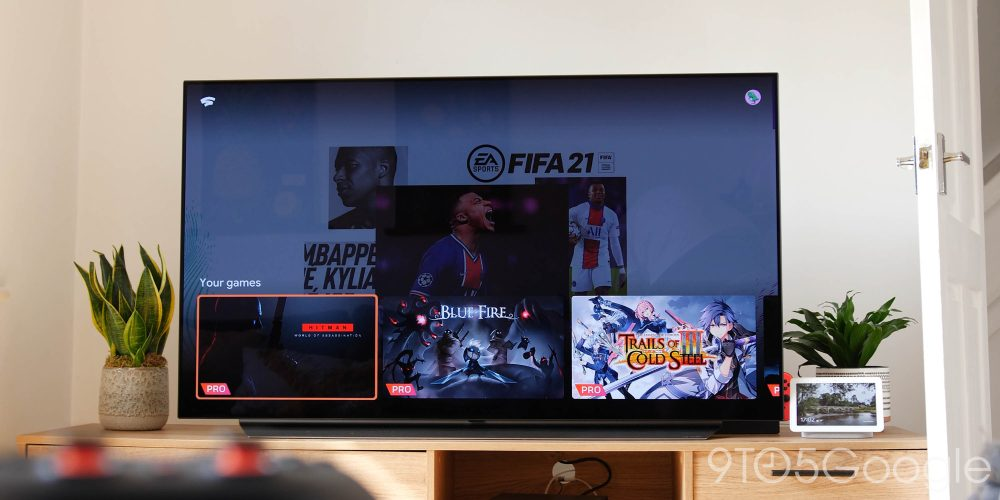 [geforce now apk]Hands-on: Stadia for Android TV is a quirky but suitable replacement for Chromecast Ultra [Updated]