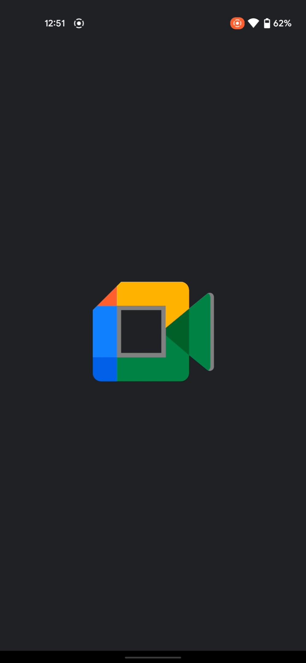 Pantalla de presentación animada de Android 12