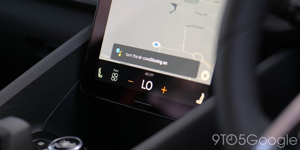 Android Automotive Google Assistant commands on Polestar 2 (1)