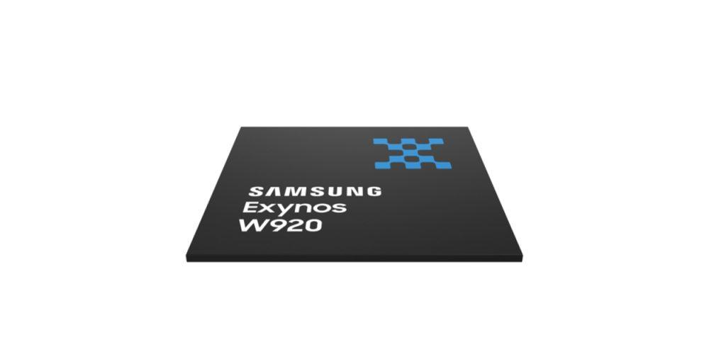 Exynos W920 chip