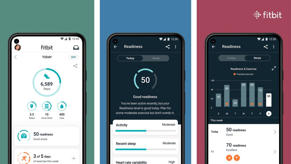 Fitbit Daily Readiness Score