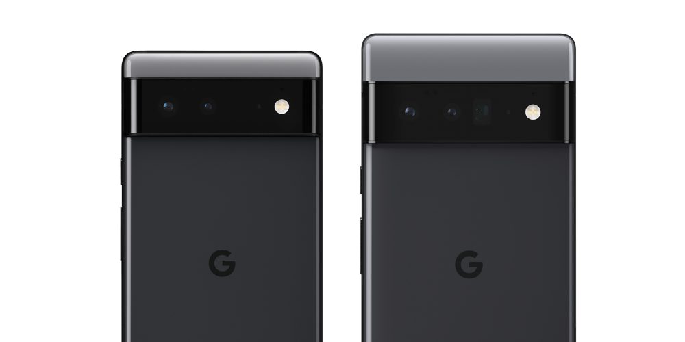 Cameras - pixel 6 explained