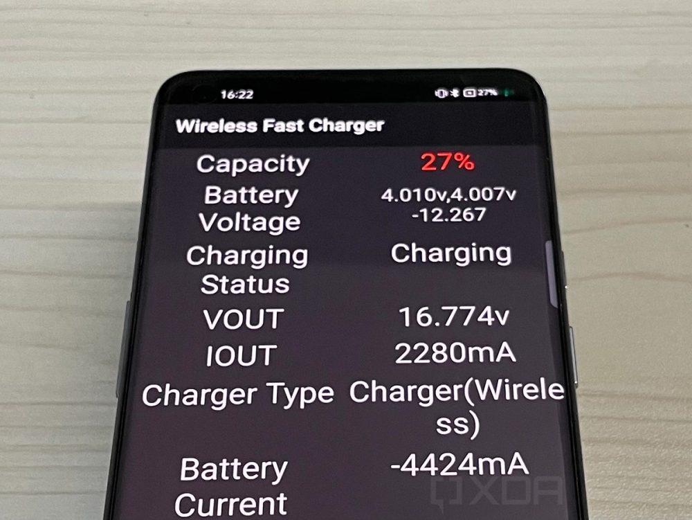 Realme MagDart charger leak