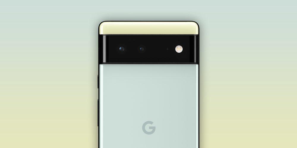 Pixel 6 in green
