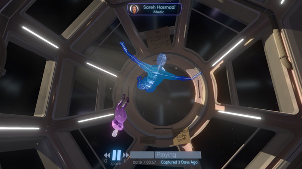 Tacoma is a narrative-driven game that has you exploring an empty space station.