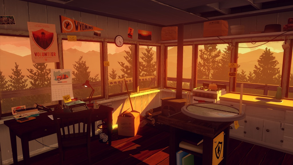 Firewatch is one of the best narrative-driven games available on multiple platforms.