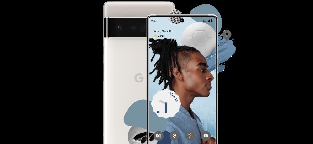 Pixel 6 Pro front